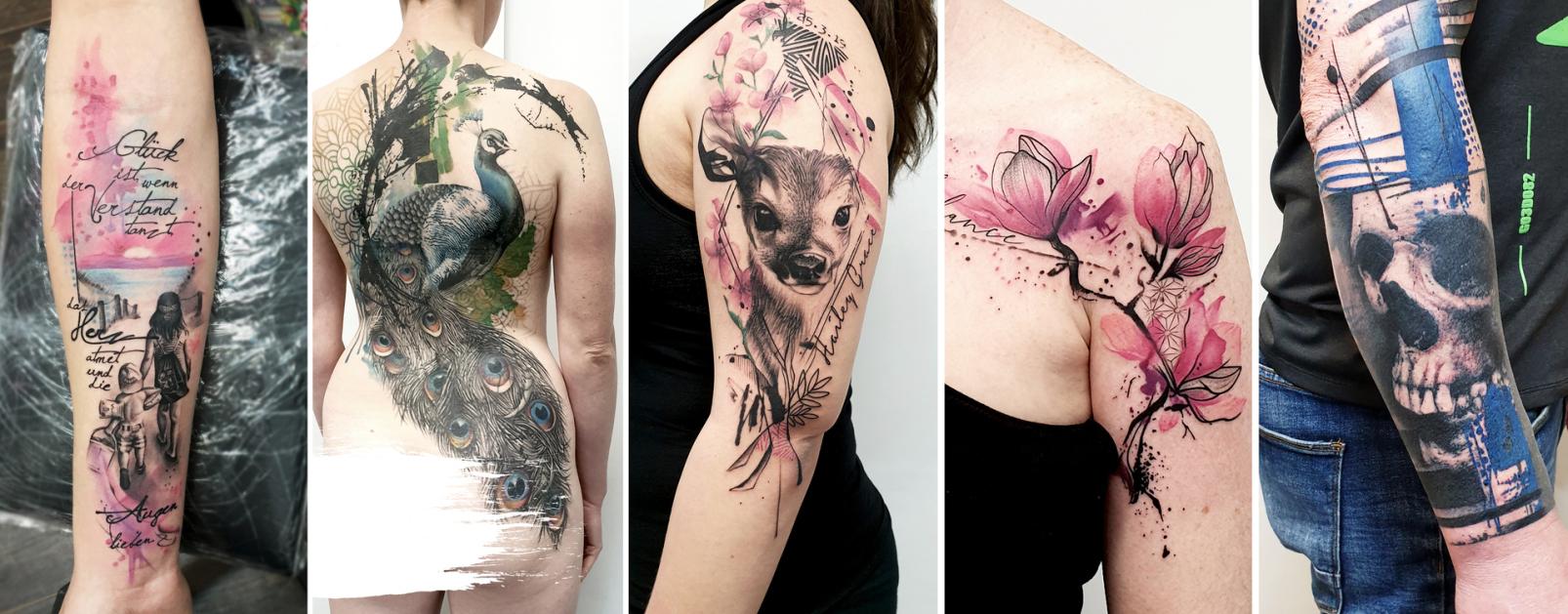 Stechpunkt Trash Tattoo